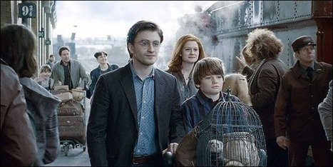 J.K. Rowling's Newest Story Caters to a Harry Potter Audience That's All Grown Up | English | Scoop.it