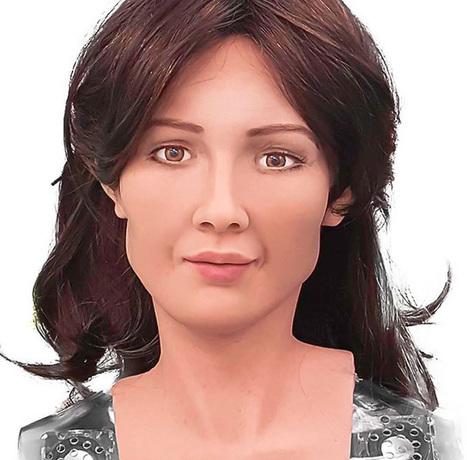 Sophia, il robot umanoide pronto per essere commercializzato | Prospettive tecno-umane | Scoop.it
