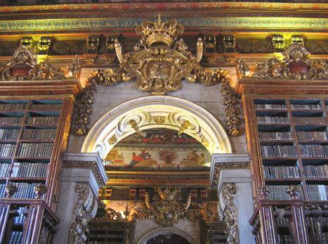 Histoire du livre: Histoire des bibliothèques | Library & Information Science | Scoop.it