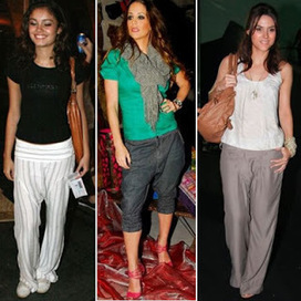 A moda da calça saruel   Moda   Scoop.it
