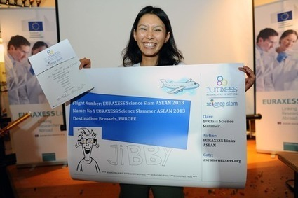 EURAXESS Science Slam ASEAN 2013. And the winner is... | Science Communication in Europe | Scoop.it