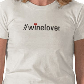 TheWineBlog: The #winelover t-shirt is now available! | Bordeaux wines for everyone | Scoop.it