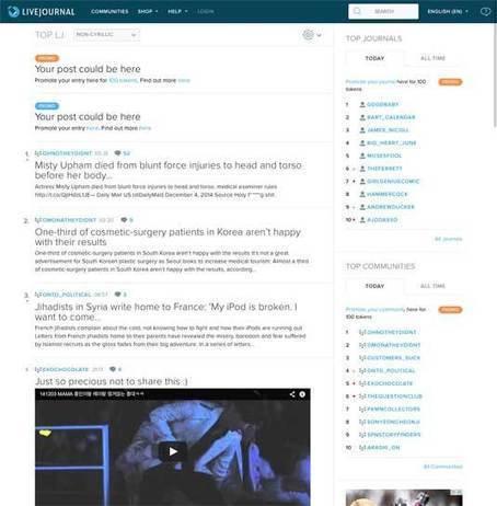 The 10 best free blogging platforms   Web design   Creative Bloq   Erect a sound infrastructure   Scoop.it