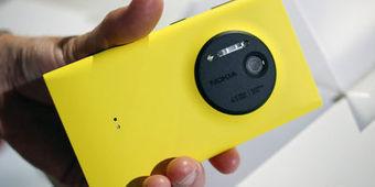 Le Nokia 1020 mise sur la photo haut de gamme pour s'imposer | Compil Nokia Lumia 1020 | Scoop.it