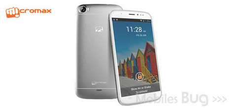 Micromax Canvas Doodle 2 A240 | Mobiles Bug | Scoop.it