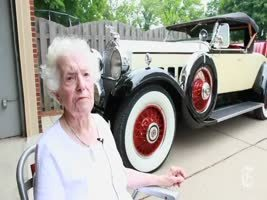 101-year-old woman still drives her 82-year-old car. | LOCAL HEALTH TRADITIONS | Scoop.it