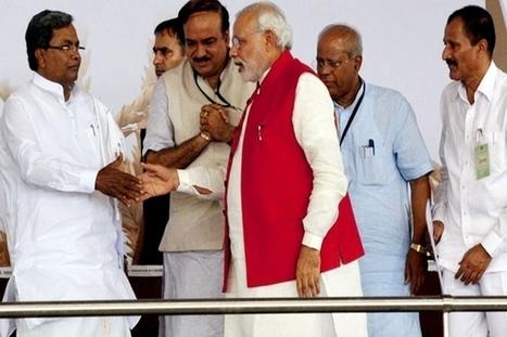 Siddaramaiah Congratulate PM Narendra Modi | Bangalore Wishesh | Scoop.it