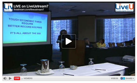SEATOA Conference Llve Streaming Now via LiveU | Community Media | Scoop.it