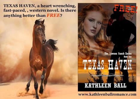 FREE Western Romance- Texas Haven | Writing, Romance, Westerns | Scoop.it
