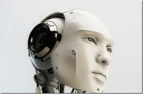 """Concept """"Smart """" eyes for robots 