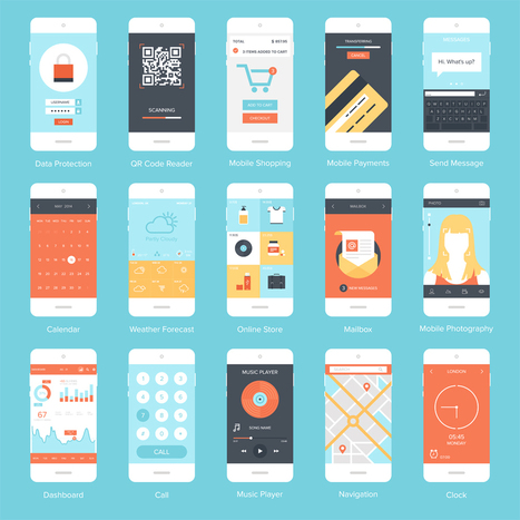 Des outils pour créer votre application mobile | Be Marketing 3.0 | Scoop.it