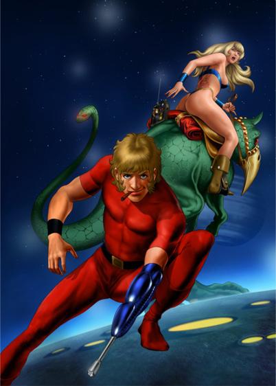 scriiipt : Présent et avenir de «Space Adventure Cobra» le jeu de rôle | Jeux de Rôle | Scoop.it