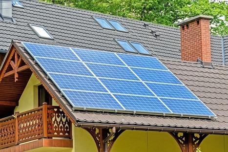 Calculer le potentiel solaire de son toit est désormais possible   TRANSITURUM   Scoop.it