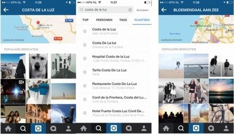 Instagram wordt steeds meer de User Generated Google voor reizen, bestemmingen en locaties - TravelNext | Social media | Scoop.it