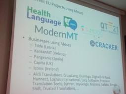 Statistical machine translation platform presented at the European Union | PangeaMT | Scoop.it