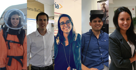 'MIT Technology Review en español' presenta a los Innovadores menores de 35 Perú 2015 | Managing Technology and Talent for Learning & Innovation | Scoop.it