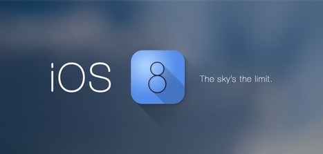 Apple Officially Announced iOS 8 at the Annual WWDC Conference | News | Scoop.it