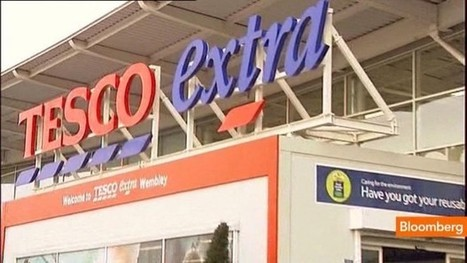 Supermarket Giant Tesco Looks to Expand in India: Video | General Business News | Scoop.it