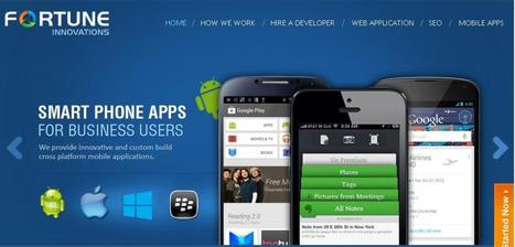 You'll be taken aback with these apps for sure | Web Development San Diego | Scoop.it