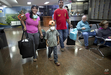 Photo Essay: Miracle In Venezuela facilitated by a US Transplant Surgeon and a local healthcare team | Organ Donation & Transplant Matters | Scoop.it