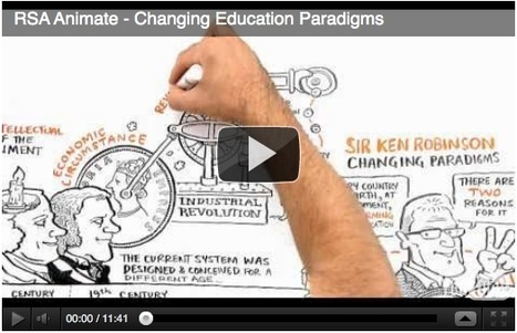 Changing Education Paradigms | e-learning resources | Scoop.it