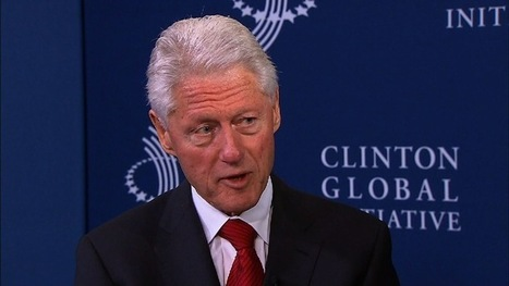 President Clinton on Foreign Affairs, Politics of Health Care and Gun Control - PBS NewsHour | Gun Control | Scoop.it