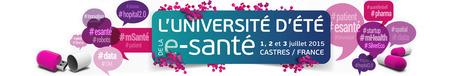Université d'été de la e-santé Castres | Toulouse networks | Scoop.it