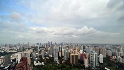 Singapore: Butterfly or frog? | Narrative(s) | Scoop.it