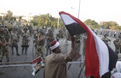 Egyptian Junta Imposes Martial Law Amid Bloody Crackdown | New World Order | Scoop.it