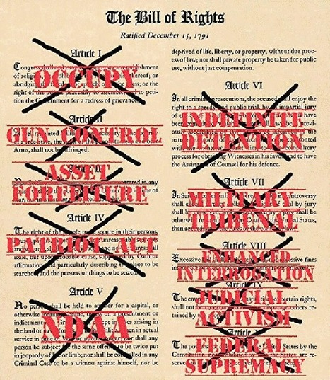 We've been played America ... #OATH not #NDAA | Criminal Justice in America | Scoop.it
