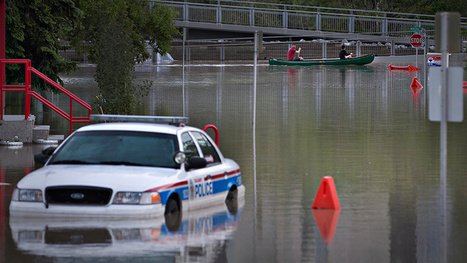 Some Calgary flood evacuation orders expected to lift - Calgary - CBC News | Harperconics | Scoop.it