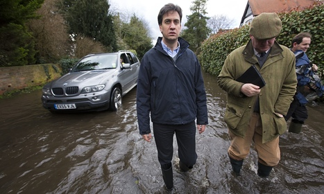 Climate change is an issue of national security, warns Ed Miliband | Grade 11 Freshwater :Issues and Conflicts | Scoop.it