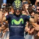 Alejandro Valverde wins Clasica San Sebastian in Spain for second time after late solo escape | AboutBC - Deporte | Scoop.it