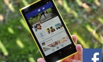 Windows Phone 8 telefonlar için Facebook beta hazır - Akalem | Akalem | Scoop.it
