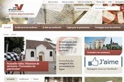 Bientôt la presse ancienne sur le site des archives du Val d'Oise | Rhit Genealogie | Scoop.it