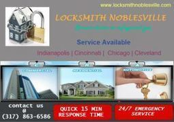 A BETTER SOLUTION TO YOUR SECURITY | Locksmith Noblesville | Scoop.it