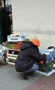 Ante la necesidad de alimentarse... vivir de lo que nadie quiere - Federación de Asociaciones Vecinales de Valladolid | Mexicanos en Castilla y Leon | Scoop.it