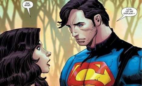 Superman's Secret Identity is No Longer Clark Kent | Books Related | Scoop.it
