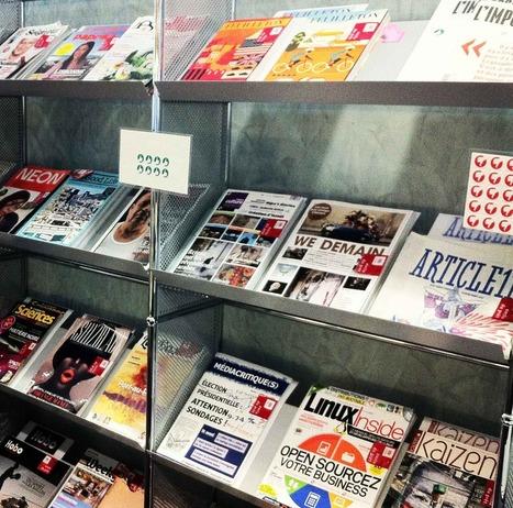 Ce mois ci, donnez votre avis sur tous les nouveaux magazines ! | Z-archivactions | Scoop.it