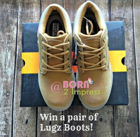 Style and comfort this Holidays with the Lugz Footwear Boots | Giveaways | Scoop.it