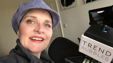 017- Hoofdbedekking voor vrouwen tijdens chemo met Joyce Boddaert • Trendbubbles | TRENDBUBBLES | Scoop.it