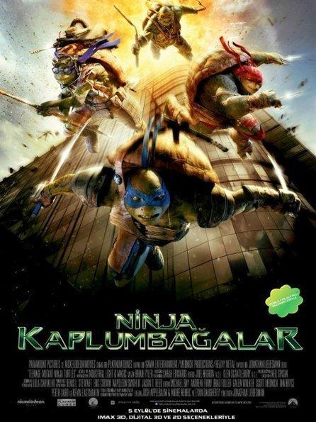 Ninja Kaplumbağalar Teenage Mutant Ninja Turtles izle   filmizlegec   Scoop.it