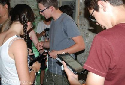 La visite du musée Zervos par des collégiens d'Avallon | Clic France | Scoop.it