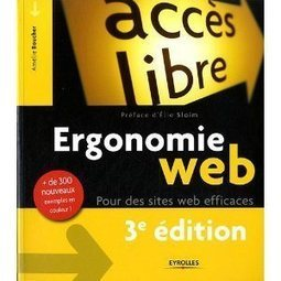 Amélie Boucher : 12 règles d'ergonomie web | Webandco | Ux design | Scoop.it