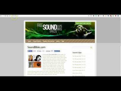 A Good Place to Find Free Sound Effects for Multimedia Projects | Digital Storytelling Tools, Apps and Ideas | Scoop.it