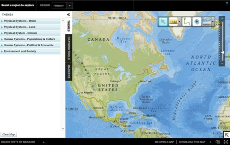 MapMaker Interactive | Social media and education | Scoop.it