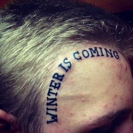 17 Tattoos That May Not Seem Like A Great Idea In 2014 | DayLoL ... | Tattoos | Scoop.it