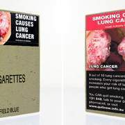Australia To Stub Out Cigarette Pack Logos | Market Failure | Scoop.it