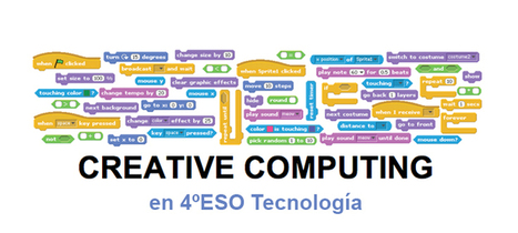 Adaptando Creative Computing a 4ºESO TEC | tecno4 | Scoop.it