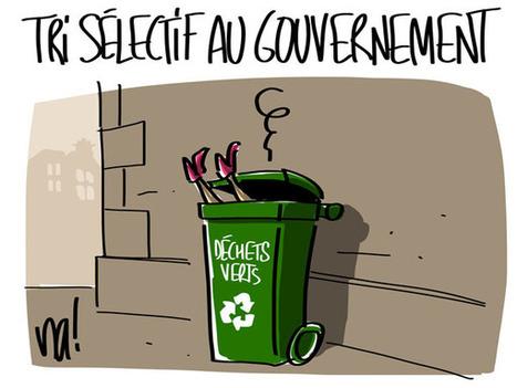 Nactualités : tri sélectif au gouvernement | na! dessinateur | tri des déchets, gestion des déchets | Scoop.it